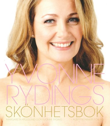 bokomslag Yvonne Rydings skönhetsbok