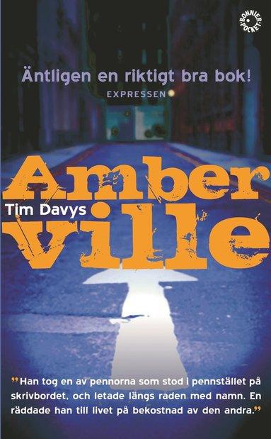 bokomslag Amberville