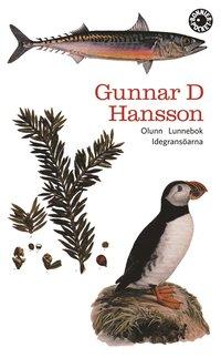 bokomslag Olunn ; Lunnebok ; Idegransöarna