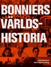 bokomslag Bonniers världshistoria