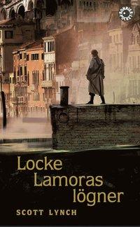 bokomslag Locke Lamoras lögner