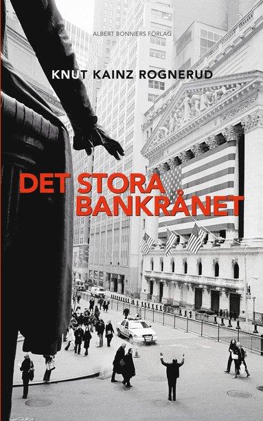 bokomslag Det stora bankrånet