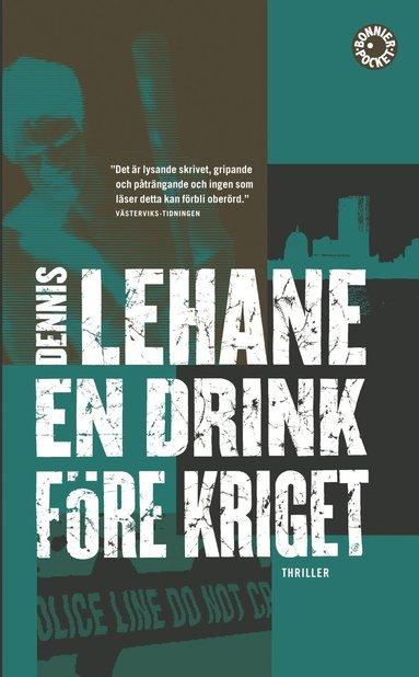 bokomslag En drink före kriget