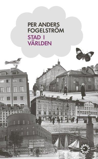 bokomslag Stad i världen