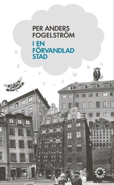 bokomslag I en förvandlad stad