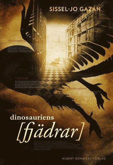 bokomslag Dinosauriens fjädrar