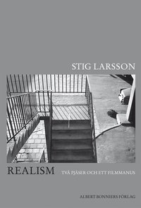 bokomslag Realism : två pjäser och ett filmmanus