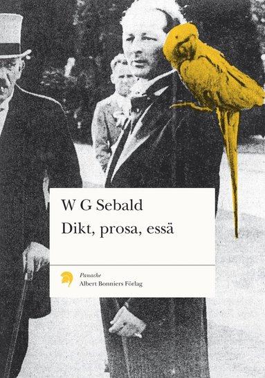 bokomslag Dikt, prosa, essä
