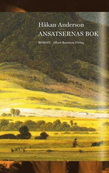 bokomslag Ansatsernas bok