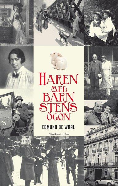 bokomslag Haren med bärnstensögon