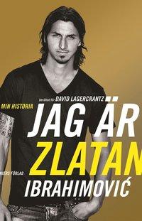 bokomslag Jag är Zlatan : min historia