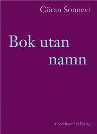 bokomslag Bok utan namn
