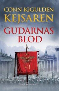 bokomslag Gudarnas blod