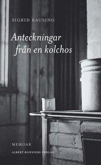 bokomslag Anteckningar från en kolchos