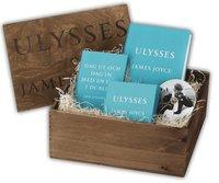 bokomslag Ulysses (specialutgåva) : Ulysses. Ulysses ljudbok. Dag ut och dag in med en dag i Dublin