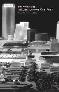bokomslag Städer som inte är städer