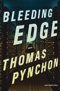 bokomslag Bleeding Edge