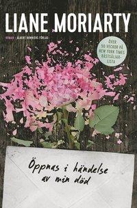 bokomslag Öppnas i händelse av min död