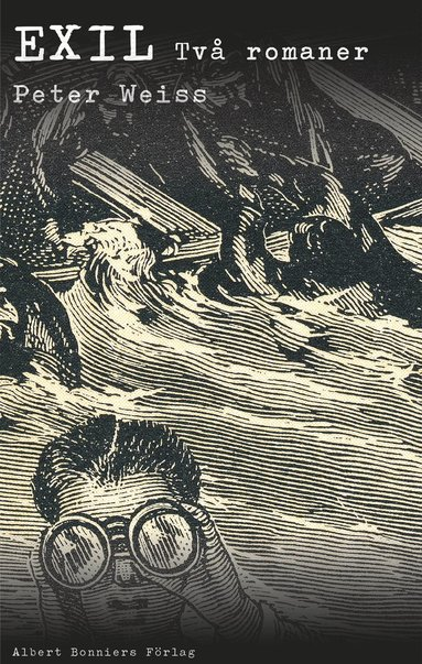 bokomslag Exil : två romaner