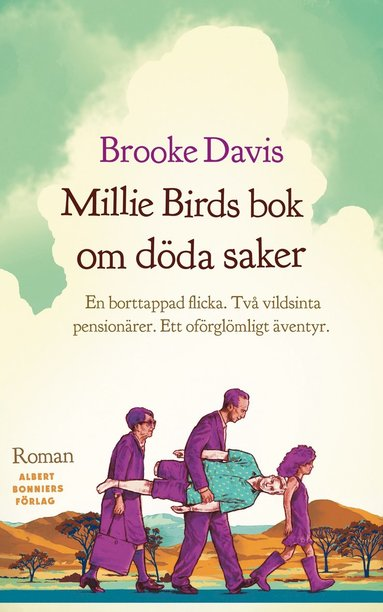 bokomslag Millie Birds bok om döda saker