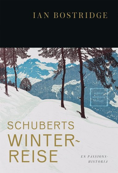 bokomslag Schuberts Winterreise : en passionshistoria