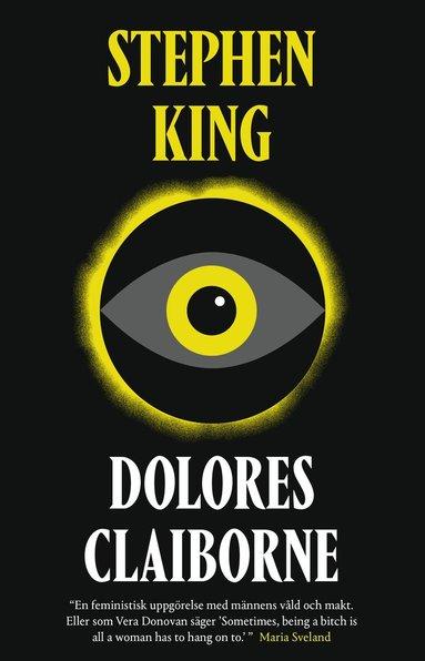 bokomslag Dolores Claiborne