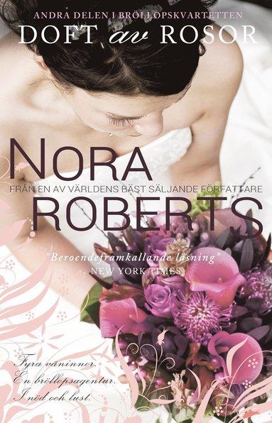 bokomslag Doft av rosor