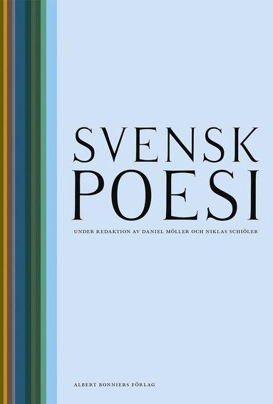 bokomslag Svensk poesi