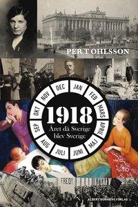 1918 : året då Sverige blev Sverige