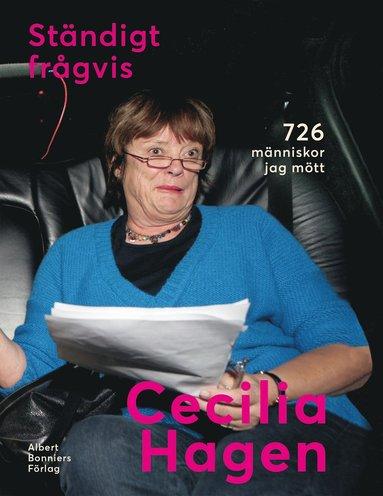 bokomslag Ständigt frågvis : 726 människor jag mött