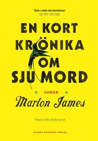 bokomslag En kort krönika om sju mord
