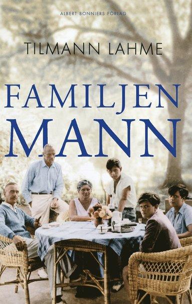 bokomslag Familjen Mann