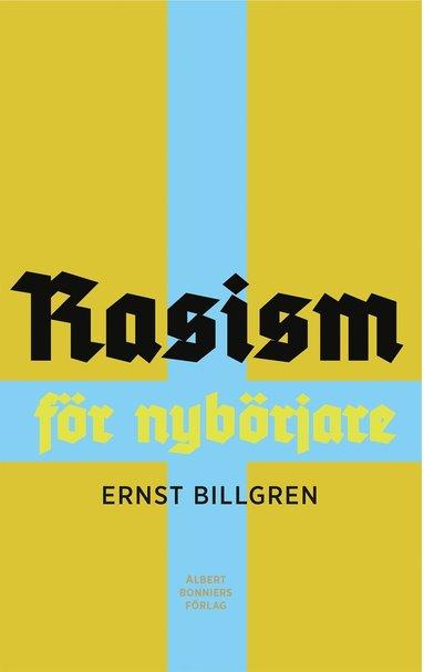 bokomslag Rasism för nybörjare
