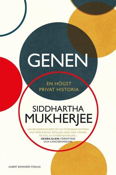 bokomslag Genen : En högst privat historia