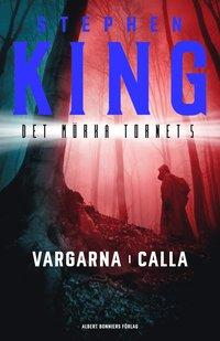 bokomslag Vargarna i Calla