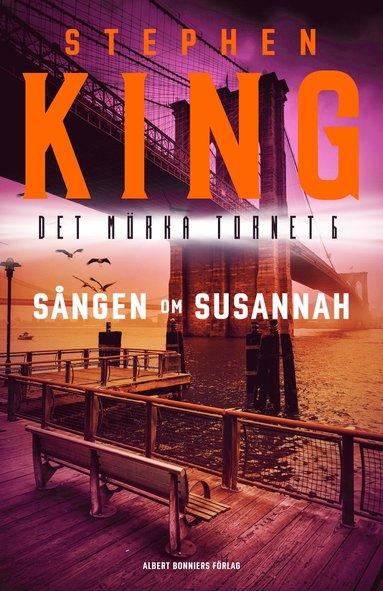 bokomslag Sången om Susannah