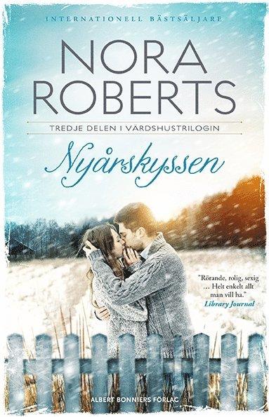 bokomslag Nyårskyssen