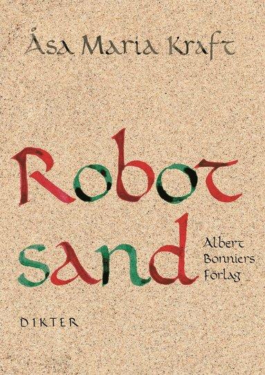 bokomslag Robotsand