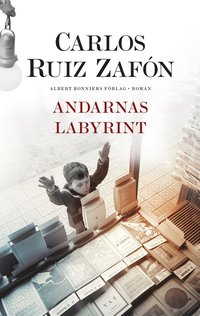 bokomslag Andarnas labyrint