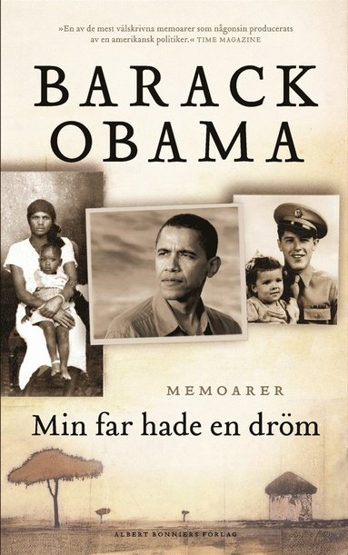 bokomslag Min far hade en dröm : memoarer