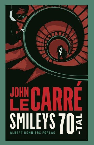 bokomslag Smileys sjuttiotal