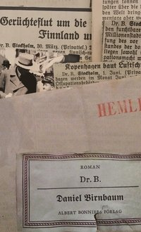 bokomslag Dr B