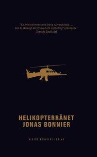 bokomslag Helikopterrånet