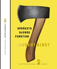 bokomslag Språkets sjunde funktion