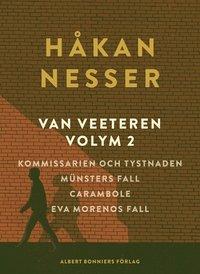 bokomslag Van Veeteren. Vol. 2, Kommissarien och tystnaden ; Münsters fall ; Carambole ; Ewa Morenos fall
