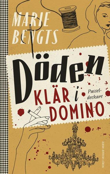 bokomslag Döden klär i domino