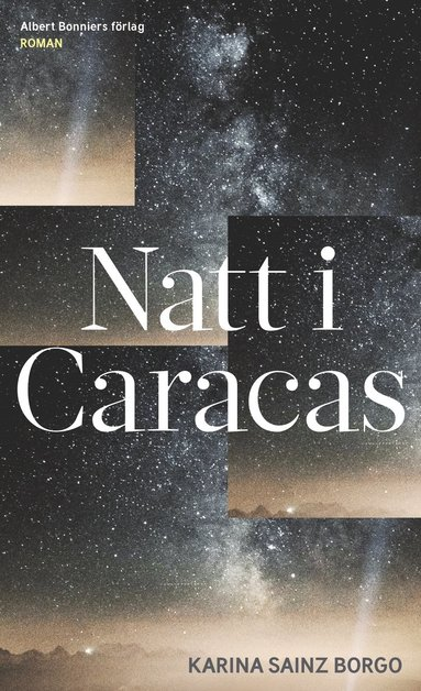 bokomslag Natt i Caracas