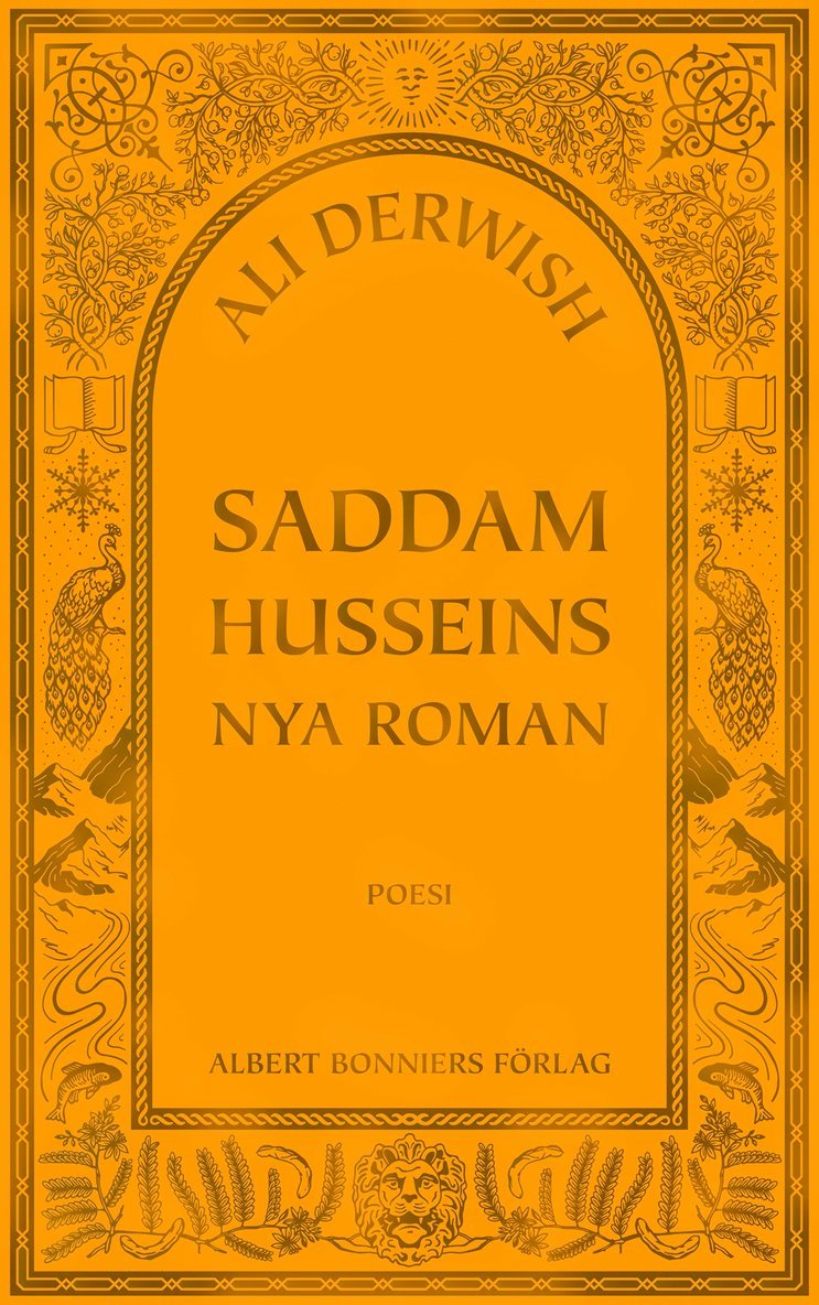 Saddam Husseins nya roman 1