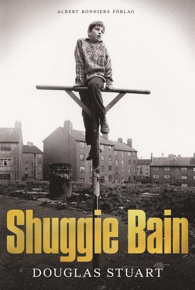 bokomslag Shuggie Bain