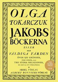 bokomslag Jakobsböckerna